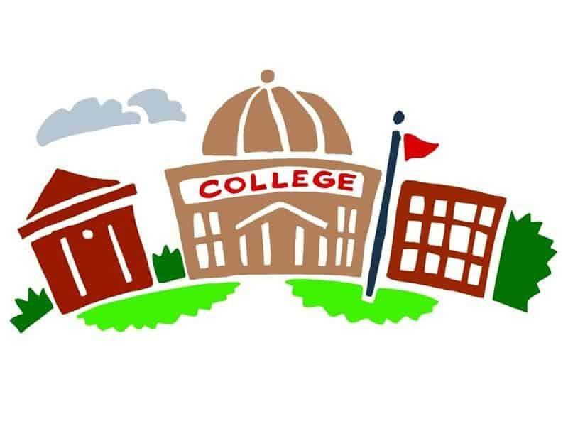 college clip art