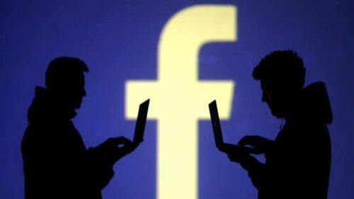 facebook laptops shadows
