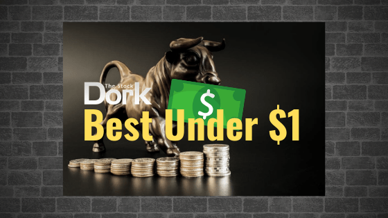 The 5 Best Stocks Under $1 For 2020