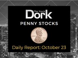 penny stocks to trade