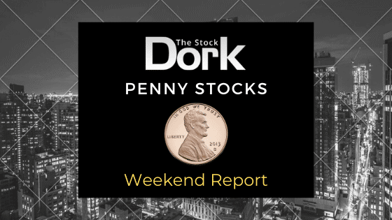 penny stocks to buy this weekend