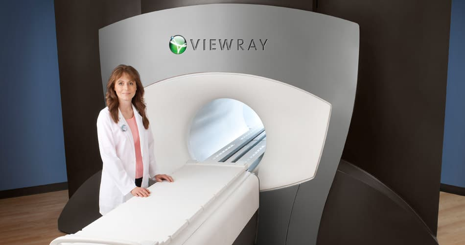 ViewRay's MRI-Guided Radiation Therapy Debuts in Boston