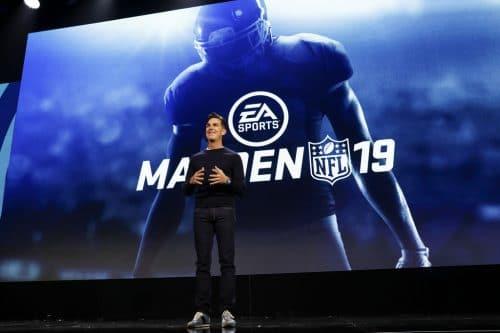 video game stocks EA