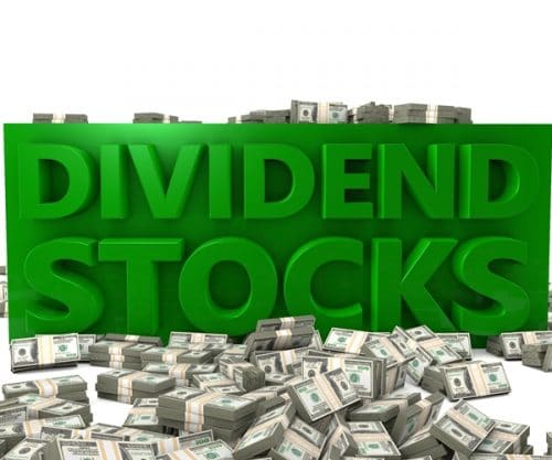 stocks with dividends