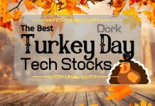 best thanksgiving tech stocks
