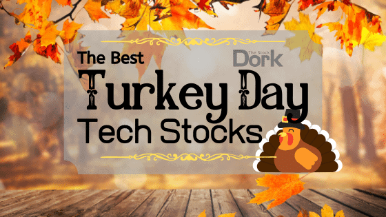 best thanksgiving tech stocks
