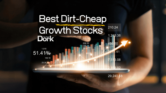 Best Growth Stocks to Buy for Cheap