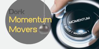 momentum movers active stocks