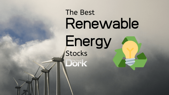 Best Buy-and-Hold Renewable Energy Stocks