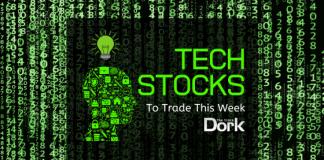tech stocks to trade