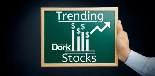 trending stocks blog banner