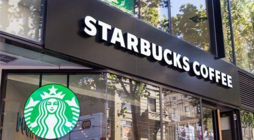 consumer discretionary starbucks