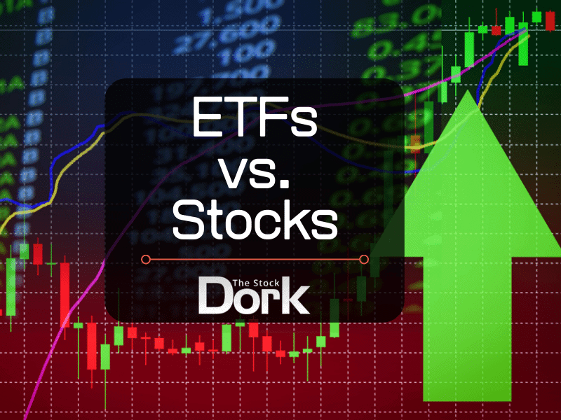 ETF vs. Stock: What's the Difference?