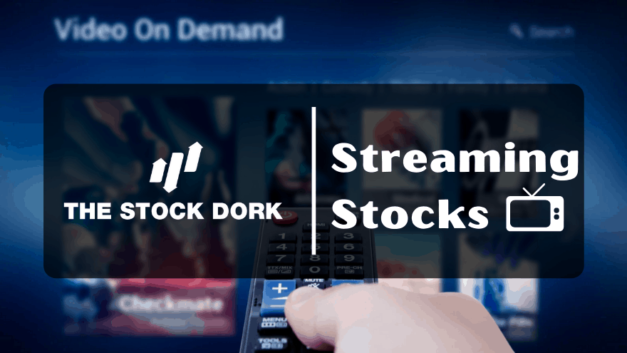 streaming stocks