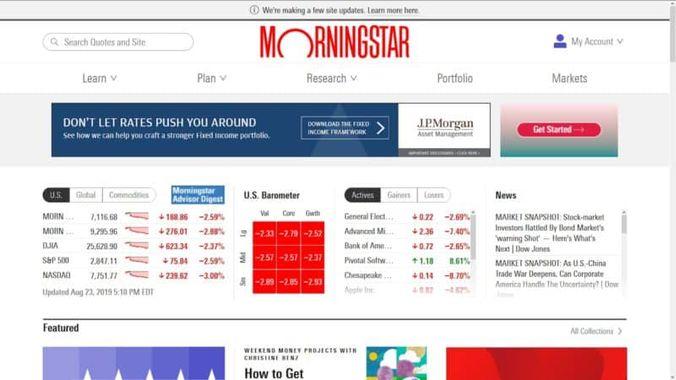 morningstar premium review