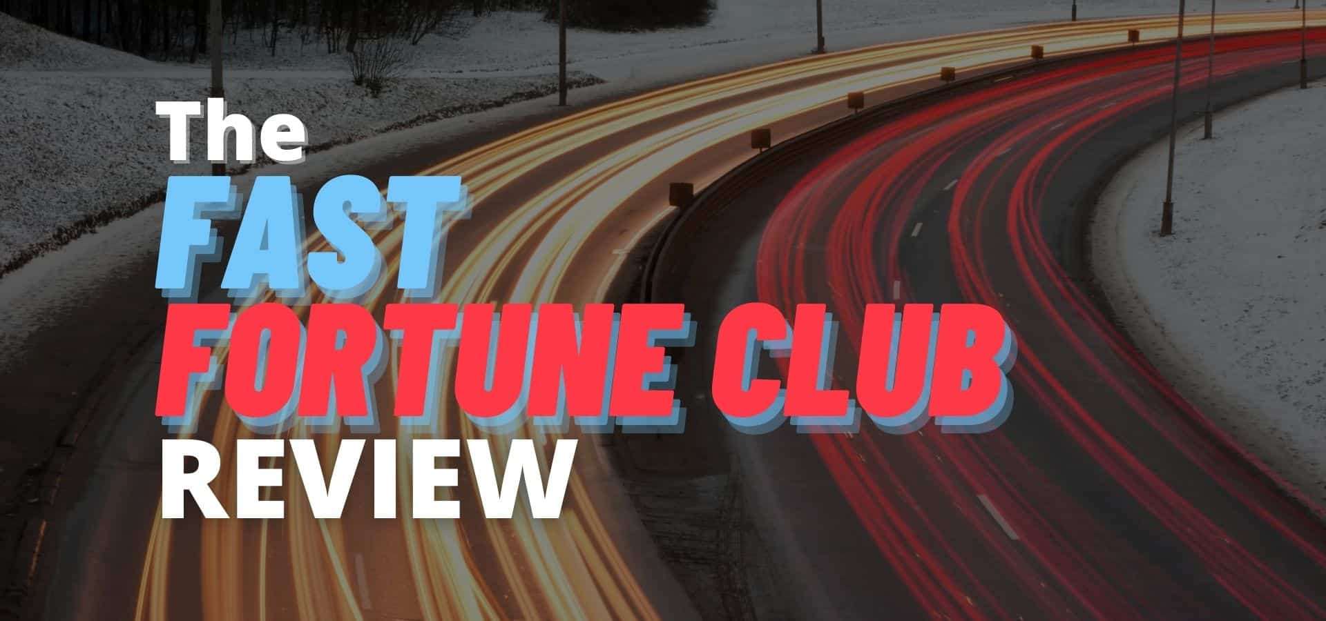 Fast Fortune Club Review: Buy or Sell this Tom Gentile Research Service?