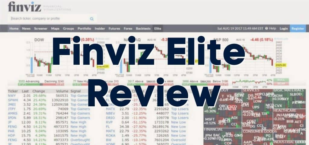 finviz elite review featured