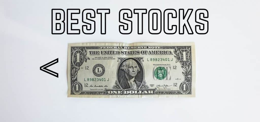 best stocks under $