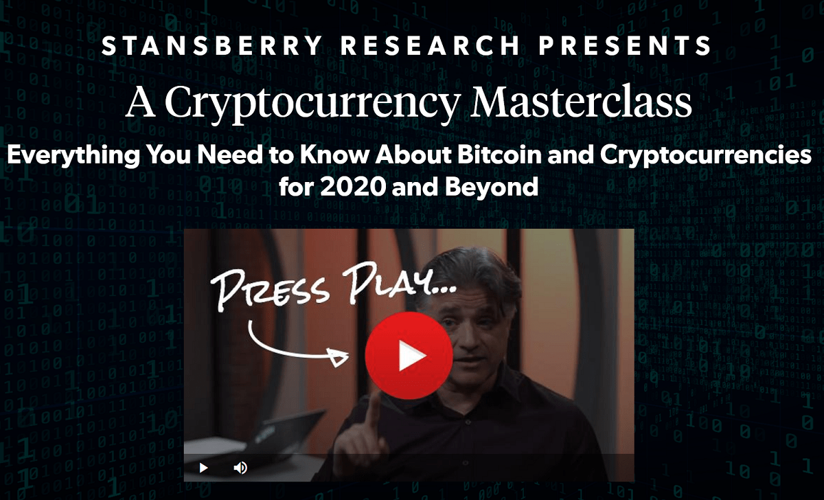 cryptocurrency masterclass review