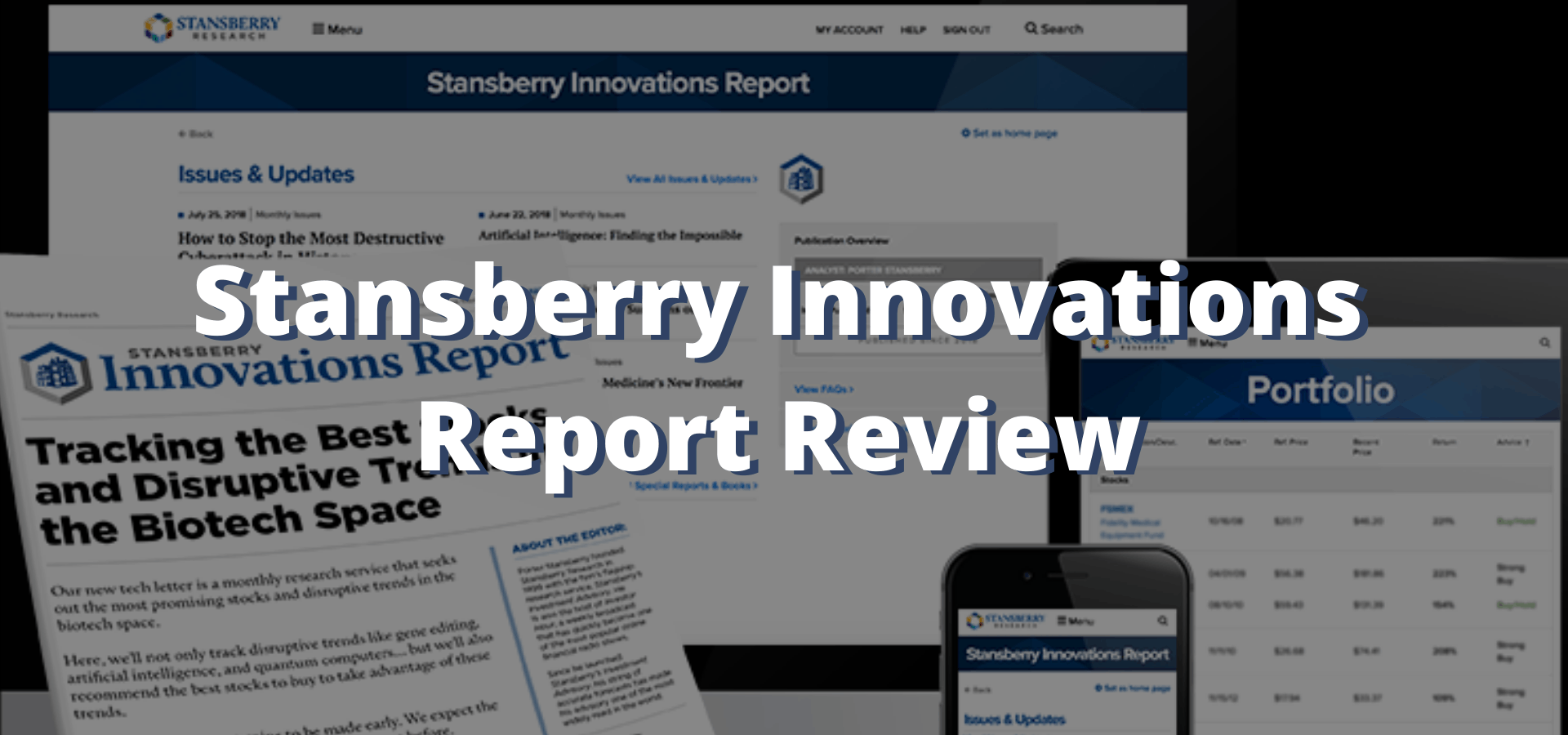 Stansberry Innovations Report Review: Is Porter Stansberry A Fraud?