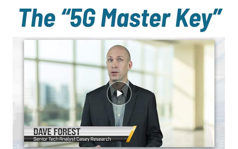 5g masterkey
