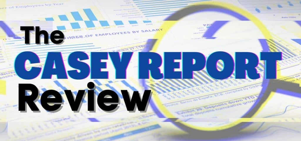 Casey Report Review Featured