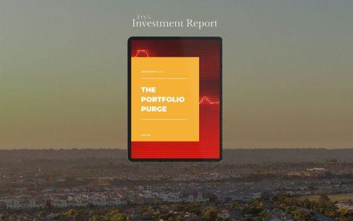 portfolio purge special report fry's