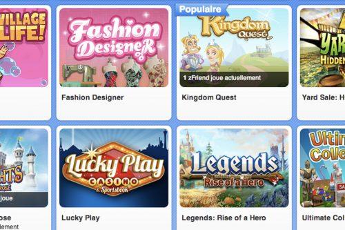 Zynga games