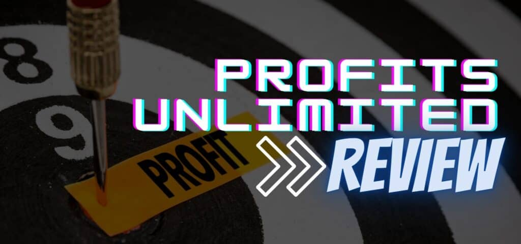 Profits Unlimited Review featured
