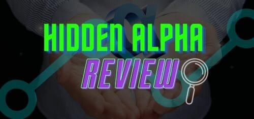 Hidden Alpha Review feature