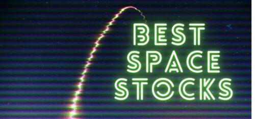 best space stocks