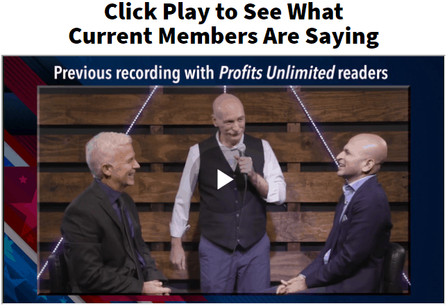 profits unlimited reviews by members