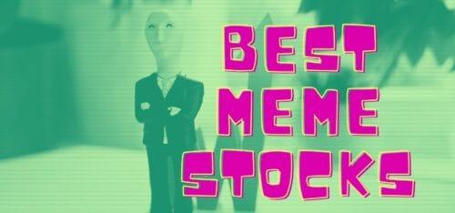 best meme stocks