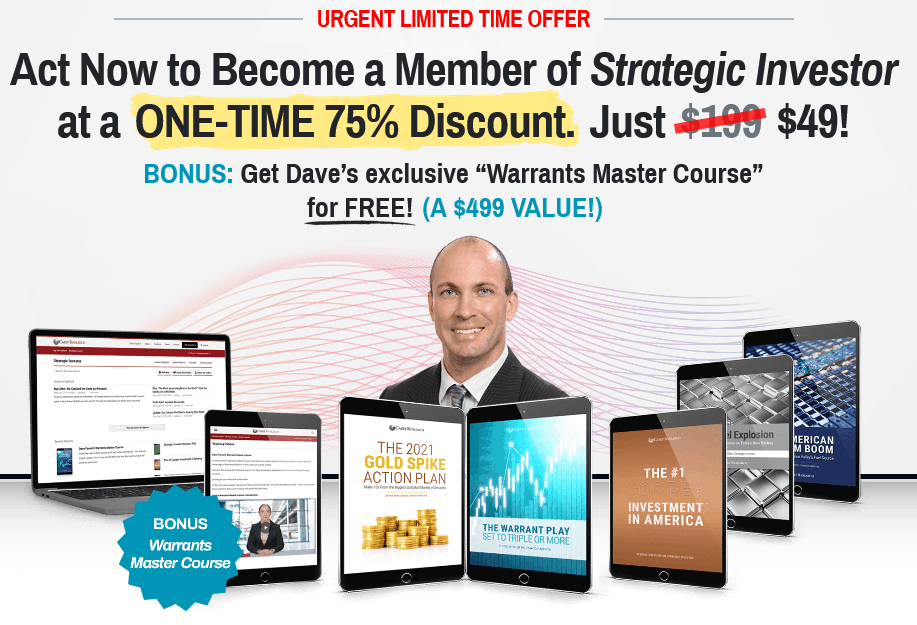 subscribe to strategic investor