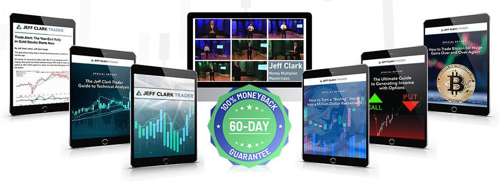 jeff clark trader multi-million dollar retirement