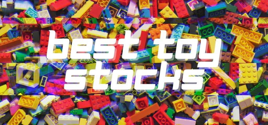 best toy stocks