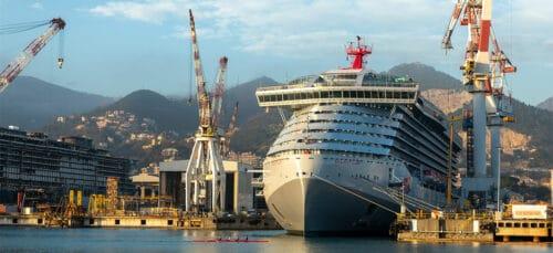 Fincantieri Ship