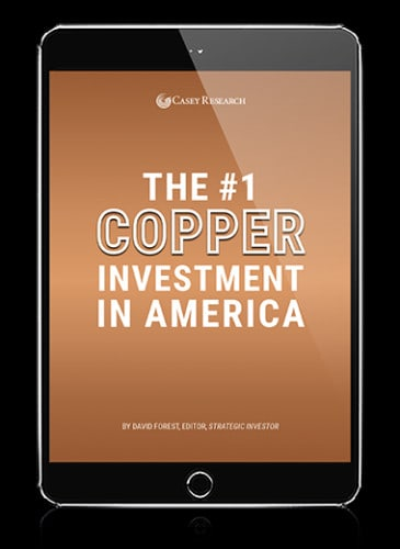 the best copper investment in america