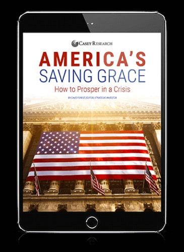 americas saving grace dave forrest
