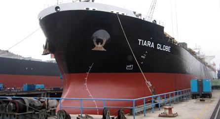 Globus Maritime ship
