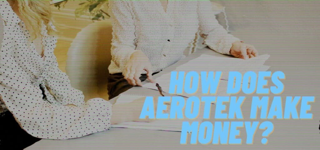How Does Aerotek Make Money?