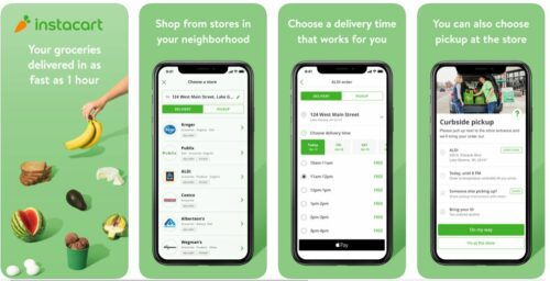 Instacart to lay off more than 1800 as part of curbside changes