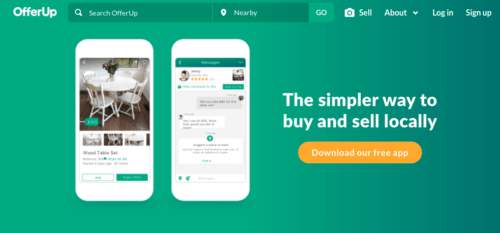 OfferUp ad