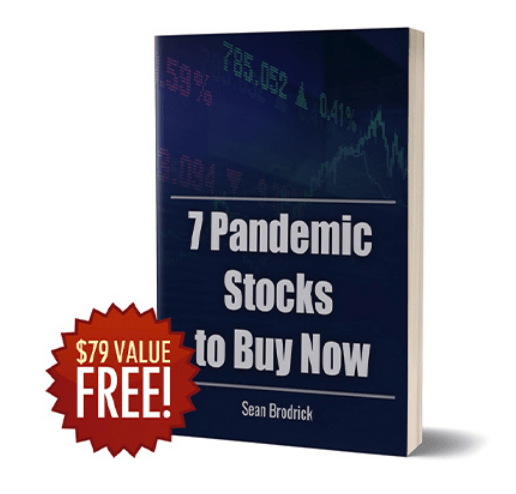 best pandemic stocks special report