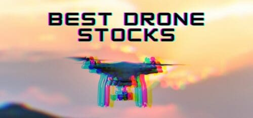 best drone stocks