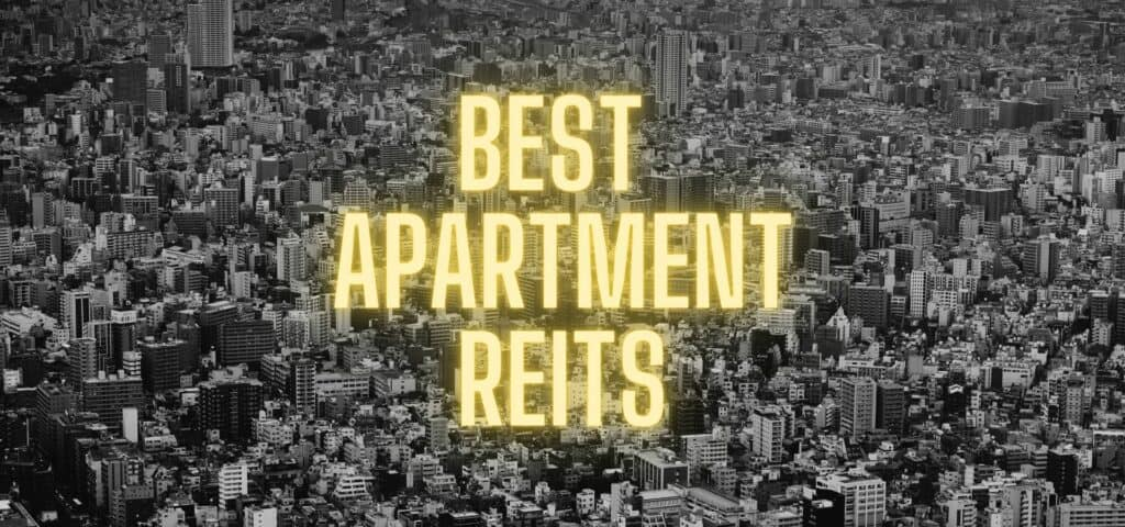 Best Apartment REITs