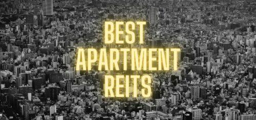 Best Apartment REITs