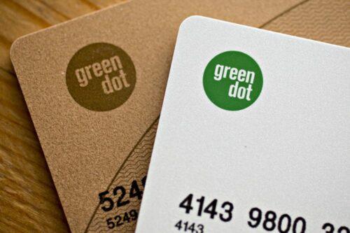 Green Dot cards