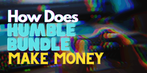 how does humble bundle make money