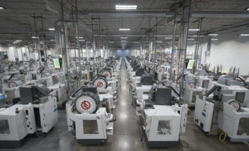 Proto Labs 3D printers